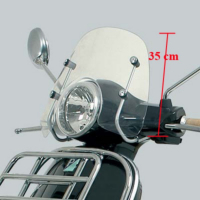 Windscreen+ Setting kit Set Piaggio Gt200\/Gts Origineelineel