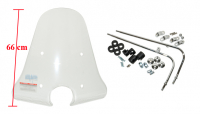 Windscreen + Setting kit Piaggio vespa Lxv Origineel