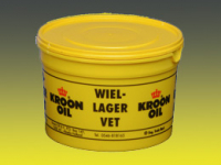 Kroon-Oil Wiellagervet Pot 250Gr