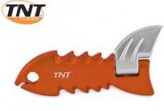Kickstarter Piaggio Tnt fish orange