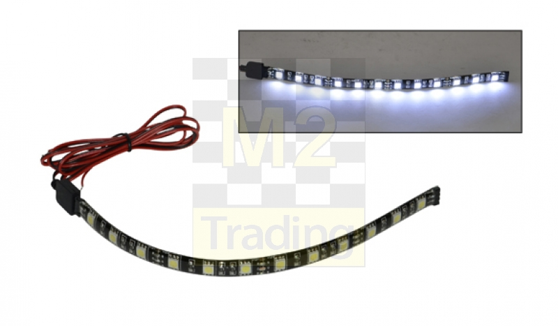 M trading led verlichting strip cm wit dmp