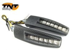 Knipperlichtset 6Led Gehom. Viper Carbon Ce