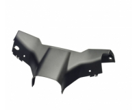 cover handlebar rear yamaha aerox black