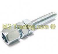 cable adjusting bolt M6X40 Puch Maxi