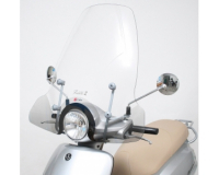 windshield faco sym fiddle-2 50 \/ 125cc including mounting