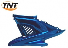 Motor screen L (side cover) Yamaha Yamaha Aerox blue anod