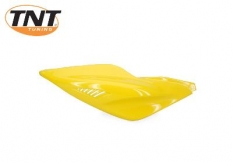 Side cover Tnt Yamaha Yamaha Aerox yellow on the right
