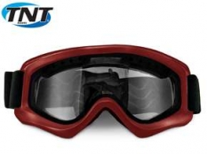 Crossbril Tnt Wolf Rood\/Clear
