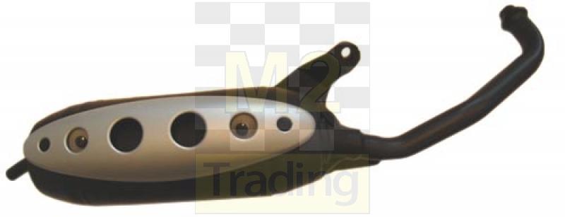 M2 Trading / Exhaust Complete modelstandard straight mio/spf