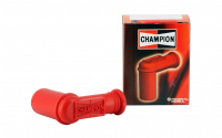 Bougiedop Champion rood silicone PR05M
