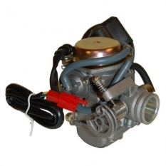 Carburateur + choke 24MM 4takt China Kymco Peugeot Speedfight 3
