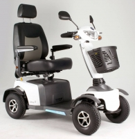 Scooter Excel Galaxy 2 Salt White