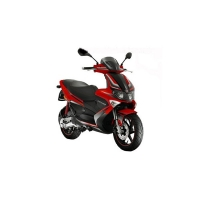Voorspatbord Gilera Runner RST Dragon Rood 894