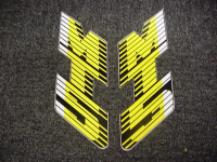 Honda MT5 tank stickerset