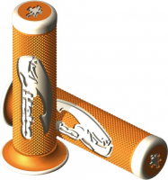 Handvatset Hebo Orange\/White Papus