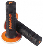 Handvatset Hebo Honneycomb Hard Black\/Orange