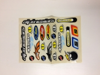 Stickerset Alpinestar 25