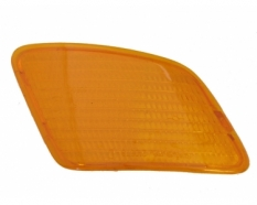 Winker lens on the right front Piaggio Zip fast rider orange