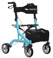 Caremart Rollator EZ-Lite Kite Blue
