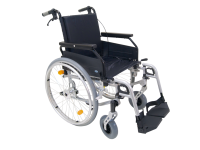 Lightweight Wheelchair Freetec Without Drum Brake extra wide Seat Widths