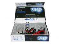 Xenon kit scooter BA20D 8000K