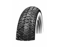 Tire 350x10 white schwalbe hs243 classic