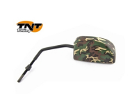 Scooterspiegel F1 Links Camouflage Reversible