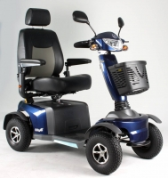 Scooter Excel Galaxy 2 Black