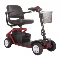 Travelux Zoom 4 scootmobiel Red