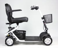 Travelux Zoom 4 scootmobiel Carrera White
