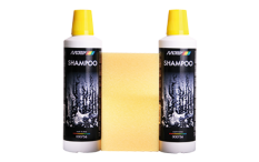 Scooter shampoo Wash & Shine-set MOTIP 2X500ml