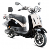 Gy-6 50CC china scooter 4 Takt