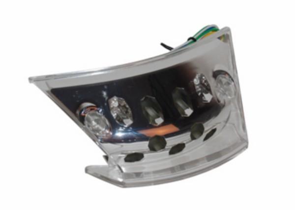 Achterlicht + knipperlichten ingebouwd led zip2000 DMP