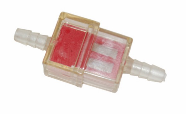 Benzine filter universeel 6mm