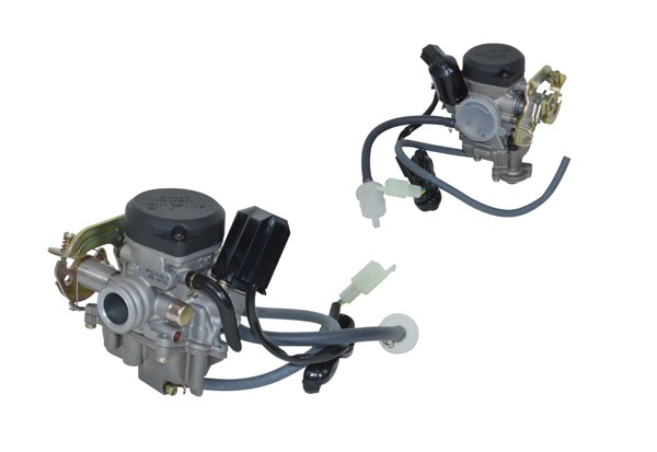 Carburateur 4-takt model Keihin voor Yamaha en GY-6 china motor