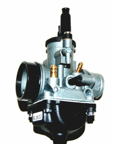 Carburateur model Dellorto phbg Minarelli Horizontaal AC Piaggio 2-takt 21mm DMP