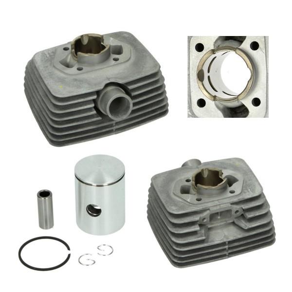 Cilinder + zuiger minitherm aluminium nicasil 45km Zundapp 39mm