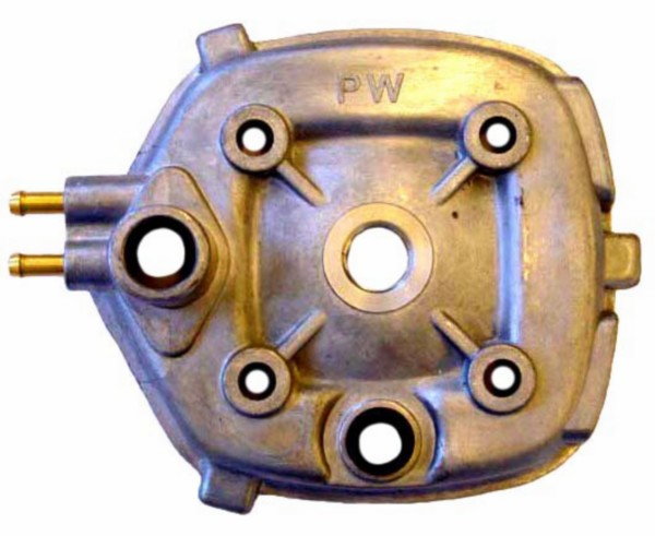 Cilinderkop Minarelli Horizontaal LC 40mm DMP