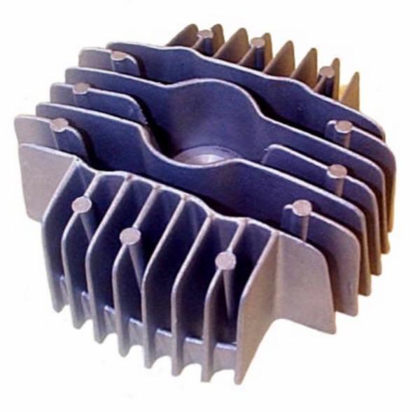 Cilinderkop Puch Maxi nieuw type 45mm DMP