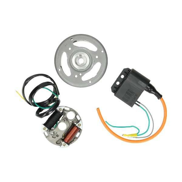 Electronic ignition model bosch 6v kompleet Kreidler Zundapp DMP