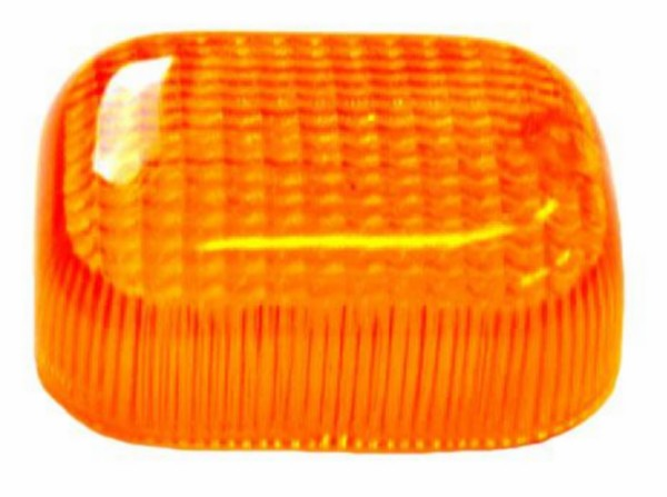 Knipperlichtglas Peugeot Fox tkr Tomos oranje li re voor achter DMP