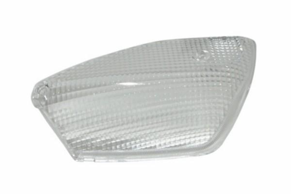 Knipperlichtglas Yamaha Aerox 2013 wit links voor DMP