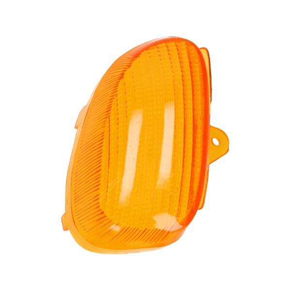 Knipperlichtglas Yamaha Neo's oranje links achter DMP
