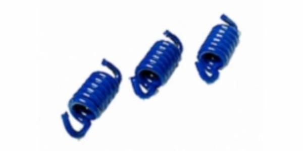 Koppelingstrekveer set scooter blauw Malossi 298744 3-delig
