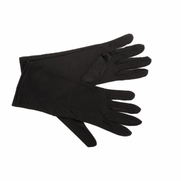 Moterhandschoenset onder zijde XS S zwart Tucano Urbano 659