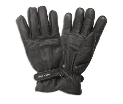 Motorhandschoenset leer M zwart tucano 9926m softy touch op=op
