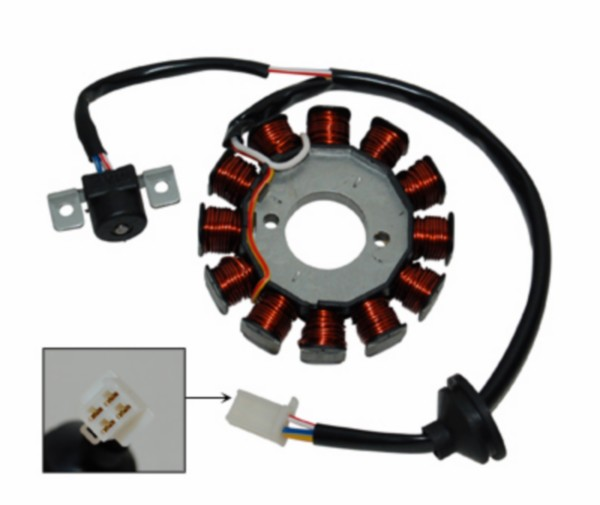 Ignition stator Miafterrelli horizontal Yamaha Aerox Neo's after 2002