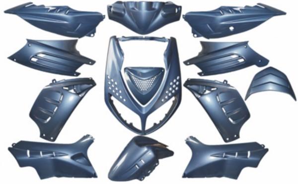 Plaatwerkset special speedfight 2 grijsblauw DMP 13-delig