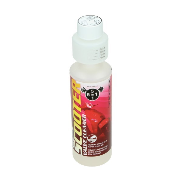 Scooter Valve Cleaner 5 in 1