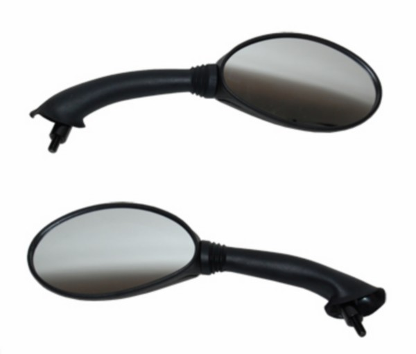 Mirror set Piaggio Fly old model black